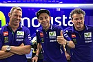 MotoGP Rossi lolos tes medis MotoGP Aragon