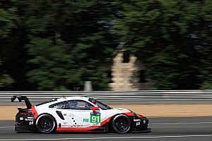 Le Mans Breaking news Porsche axing LMP1 project key to Le Mans GT expansion