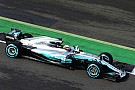 Formula 1 New Mercedes F1 car breaks cover at Silverstone