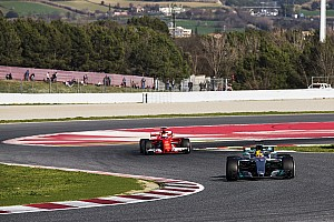 Formula 1 Special feature Stats: Barcelona F1 testing week one by the numbers