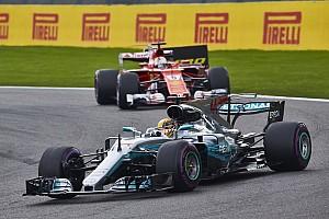 Fórmula 1 Análisis Análisis técnico: Mercedes aprovechó la oportunidad con la quema de aceite