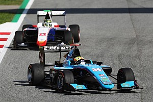 GP3 Race report GP3 Barcelona: Pembalap India, Maini, rebut kemenangan perdana