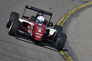 USF2000 Race report Iowa USF2000: Askew takes dominant win over Pabst pair
