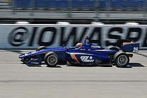 Indy Lights Race report Iowa Indy Lights: Leist stuns his rivals with dominant drive