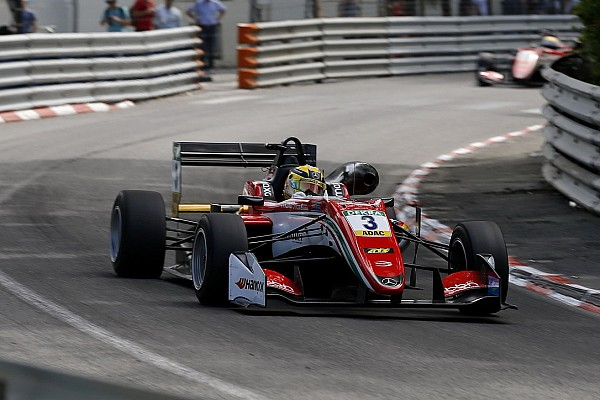 EUROF3 Gara Norris sbatte, Gunther fa il bis e vince il Gran Premio di Pau