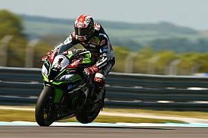 World Superbike Practice report WorldSBK Inggris: Rea masih jadi yang tercepat di FP2
