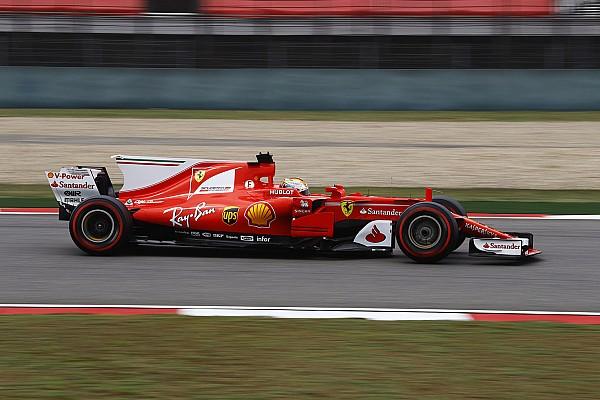 Bildergalerie: Formel 1 2017, GP China in Shanghai, 3. Training