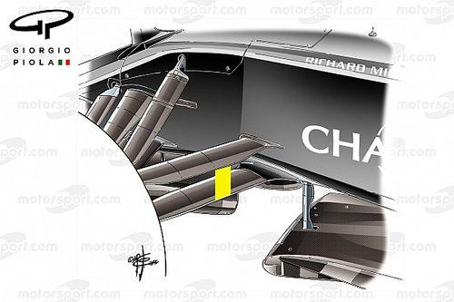 Technique - Les tendances de la F1 en 2016
