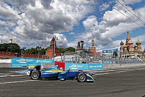 Formel-E-Rückkehr nach Russland: St. Petersburg im Gespräch