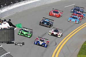 IMSA Breaking news The 54th Rolex 24 at Daytona is underway!
