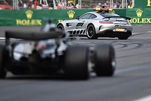 Формула 1 Новость Уайтинг объяснил гонщикам назначение машины безопасности