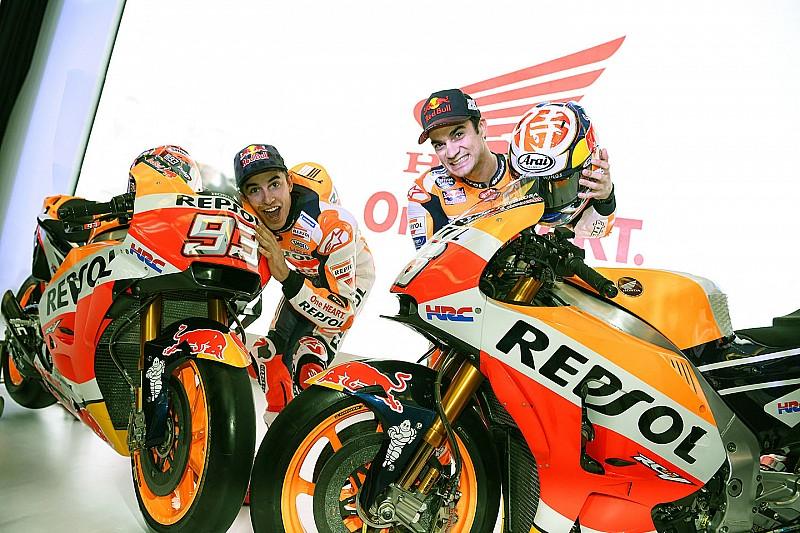 Márquez et Pedrosa visent haut et sont prêts à se battre
