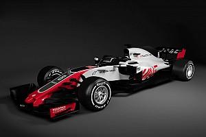 F1 Noticias de última hora Haas presenta por sorpresa y en digital su nuevo VF-18