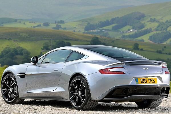 Auto Actualités L'Aston Martin Vanquish de James Bond aux enchères