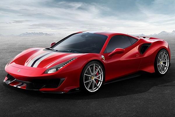 Prodotto Ultime notizie Ferrari svela in anteprima la 488 Pista. Sarà presentata a Ginevra