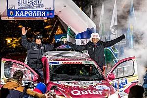 Al-Attiyah berjaya di Baja Russia