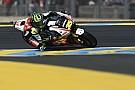 """MotoGP Crutchlow verbijt pijn voor P8: """"Niet gedacht dat ik zou racen"""""""