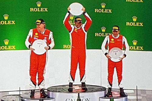 Pembalap Indonesia kuasai podium race 1 Ferrari Challenge Australia