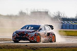 Rallycross-WM News Renault Megane von Prodrive für die WRX vorgestellt