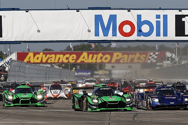 """IMSA Breaking news ESM """"working on a number of scenarios"""" to replace Patron"""