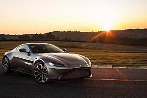 Automotive Special feature Nieuwe Aston Martin Vantage is uitdager van Porsche 911