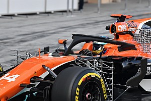 Formula 1 Breaking news McLaren bawa Halo baru di tes Abu Dhabi