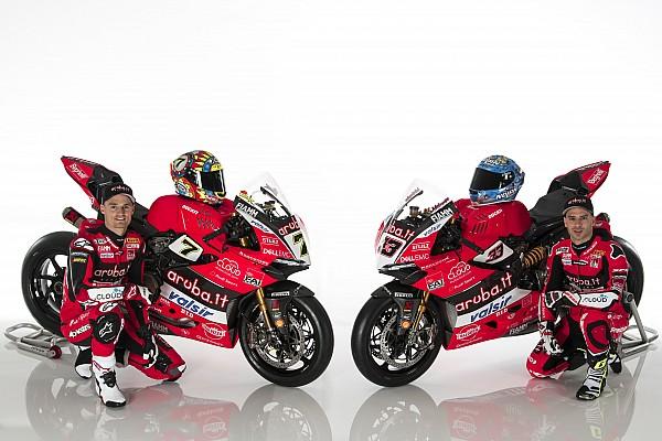 Ducati zeigt die Panigale für die WSBK-Saison 2018