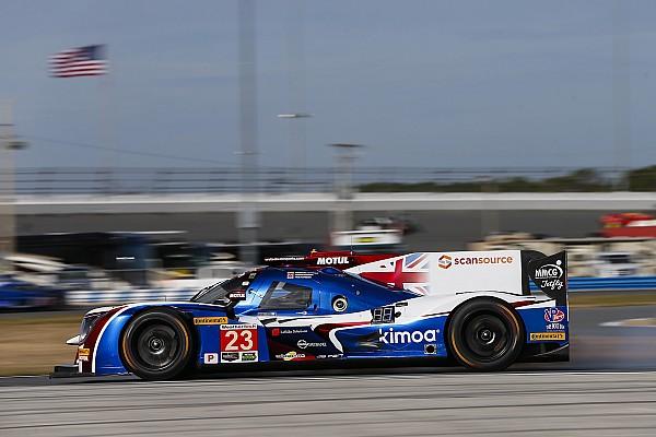 United Autosports to contest remaining IMSA enduros