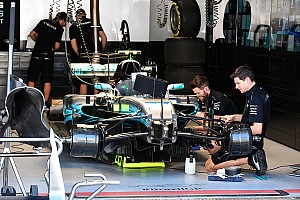 F1 Análisis Análisis técnico: La temporada 2018 ya ha comenzado
