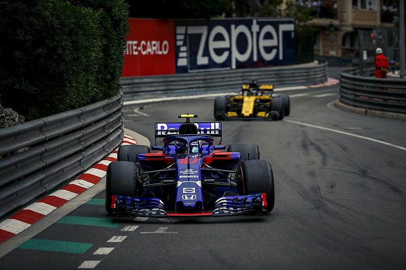 Gasly espera que Honda iguale a Renault con la actualización del motor