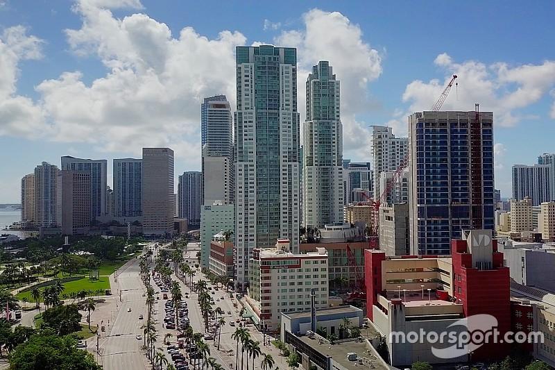 Miami se prepara para processos de moradores por F1