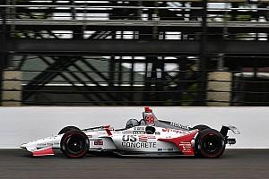 IndyCar フリー走行レポート インディ500、プラクティス2日目はホンダが上位独占。佐藤琢磨3番手