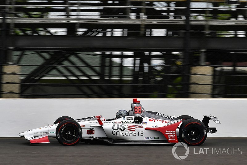 Indy 500: Andretti cracks 227mph to lead on Day 2