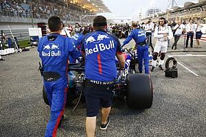 Formula 1 Ultime notizie Perez e Hartley in disaccordo sull'errore nel giro di formazione in Bahrain