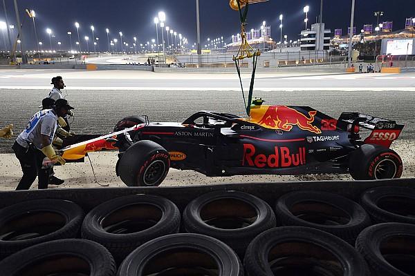 Fórmula 1 El accidente de Verstappen en Bahrein no fue culpa de Renault