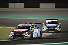 WTCC Qatar WTCC: Chilton wins as Bjork closes on title