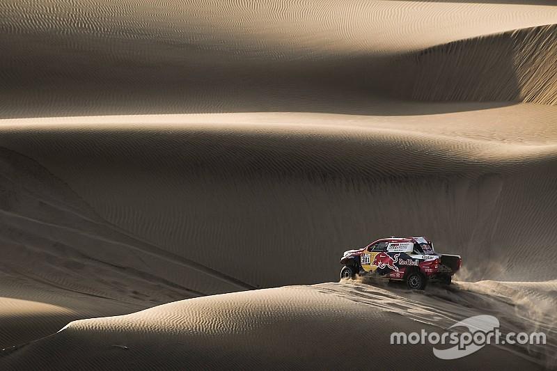 Preview Dakar 2019 – auto's: Dé kans voor Toyota