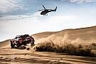 Video: La etapa 3 del Rally Dakar