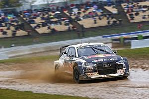 World Rallycross Race report WRX: Ekstrom bukukan kemenangan ketiga beruntun di Barcelona