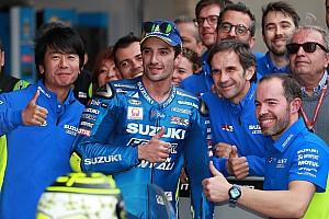 MotoGP Intervista Iannone commosso: