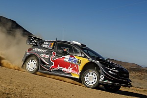 WRC Actualités Appel rejeté concernant la pénalité d'Ogier au Mexique