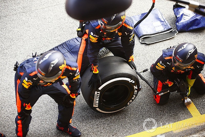 Pirelli utilise un nouvel outil dans l'espoir de pimenter les GP