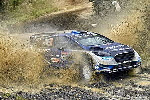 WRC Résumé de spéciale ES17 à 19 - La pluie resserre les positions en tête