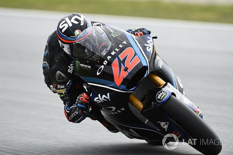 Na Áustria, Bagnaia crava sua terceira pole do ano na Moto2