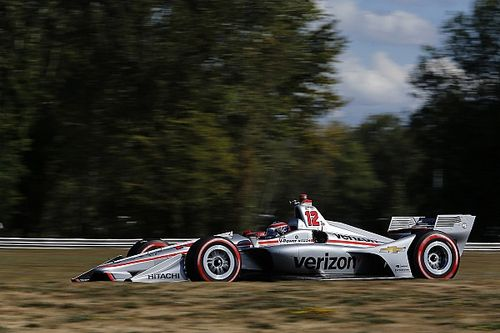 IndyCar-Comeback in Portland: Will Power auf Pole-Position