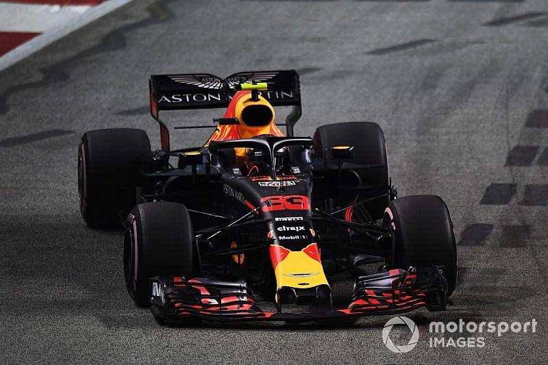 Ферстаппен: Двигун просто вимкнувся під час кваліфікації