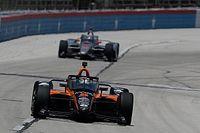 O'Ward en cuarto en práctica en Indianápolis con Power al frente