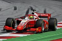 Mick Schumacher hibázott az F2 szabadedzésén