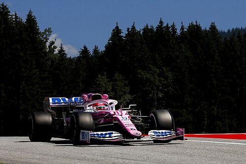 F1, GP Stiria, Libere 1: davanti c'è la Mercedes rosa!