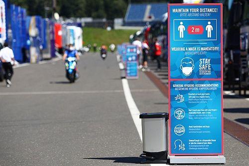 Le MotoGP reprend à huis clos et attend la vaccination du paddock